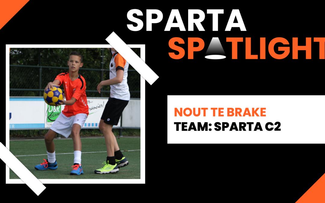 Sparta Spotlight: Nout te Brake